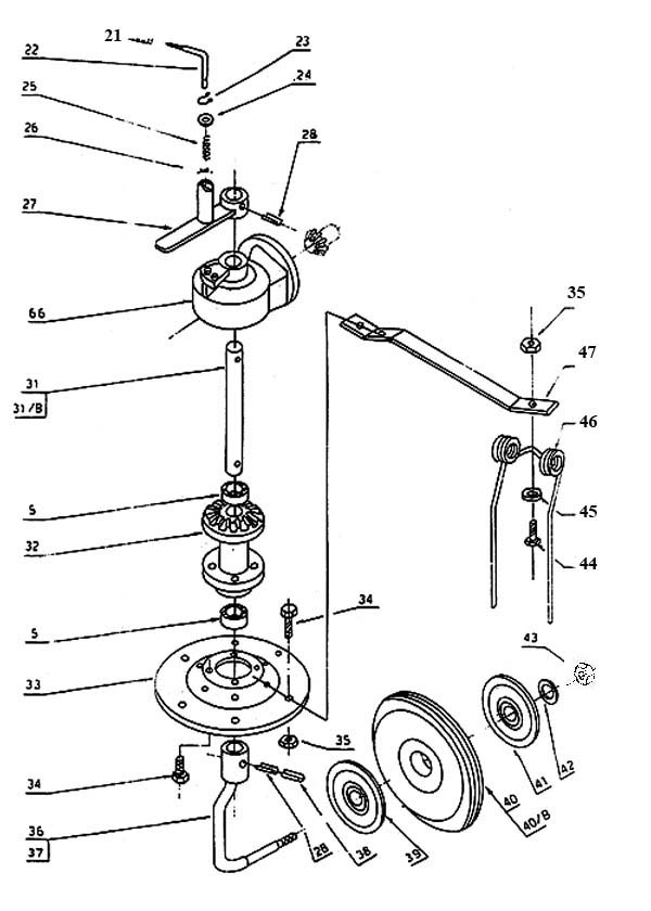 Woods Mower Wiring Diagram Riding Lawn Mower Solenoid